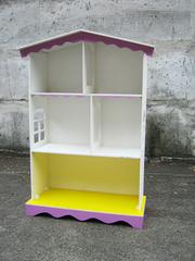 Домик для кукол и для книг. Предлагаю вашему вниманию домик для кукол,