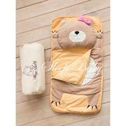 Спальный плед-конверт Кошечка детям (размеры любые)